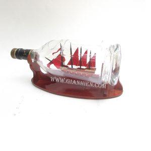 Thuyền trong chai - BOTTLES BOATS