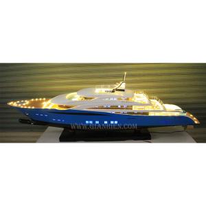 Thuyền Hiện Đại gắn đèn (Modern Yachts with lights)
