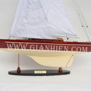Mô Hình Thuyền Buồm NEREME II 2