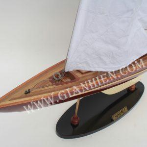 Mô Hình Thuyền Buồm NEREME II 4