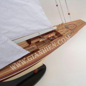 Mô Hình Thuyền Buồm NEREME II 5