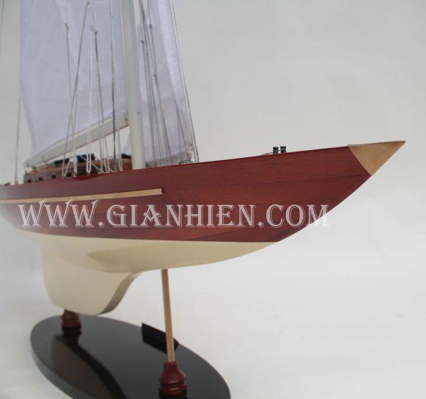 Mô Hình Thuyền Buồm NEREME II 1