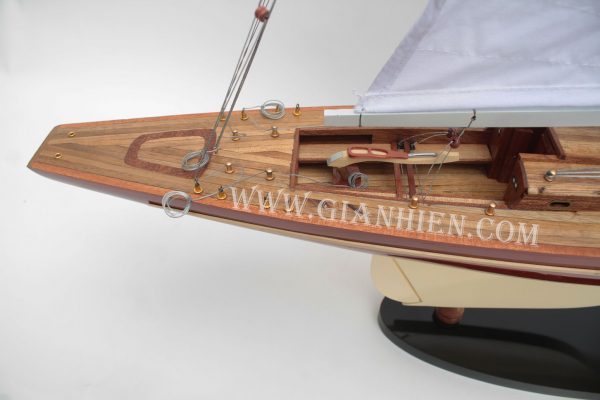 Mô Hình Thuyền Buồm NEREME II 6