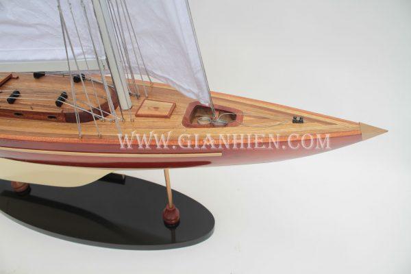 Mô Hình Thuyền Buồm NEREME II 8