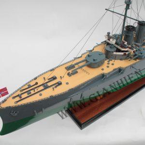 Mô Hình Thuyền Gỗ Lưu Niệm IMPERIAL RUSSIAN II 7