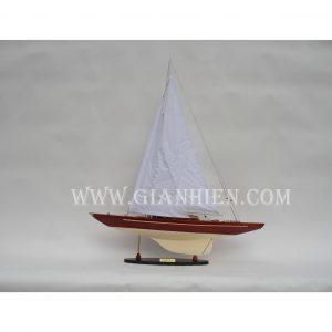 Mô Hình Thuyền Buồm NEREME II