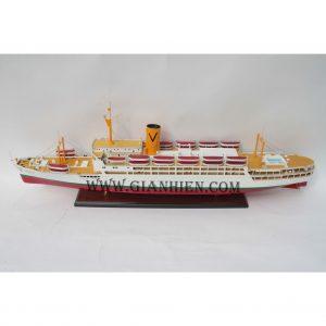 Mô Hình Thuyền Buồm Bằng Gỗ SS Castel Felice1